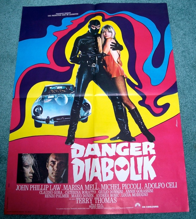 Danger- Diabolik (French)
