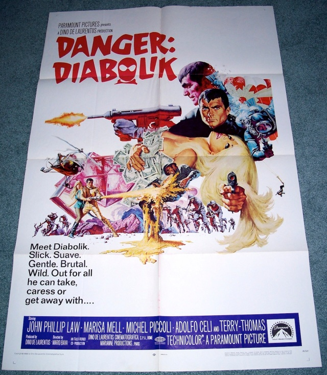 Danger- Diabolik (USA)