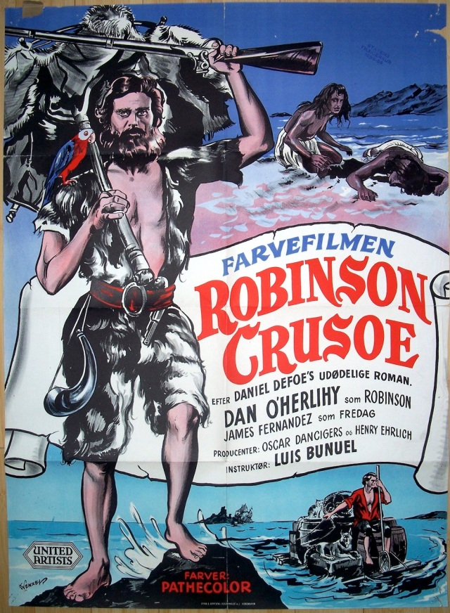 The Adventures of Robinson Crusoe (Danish)