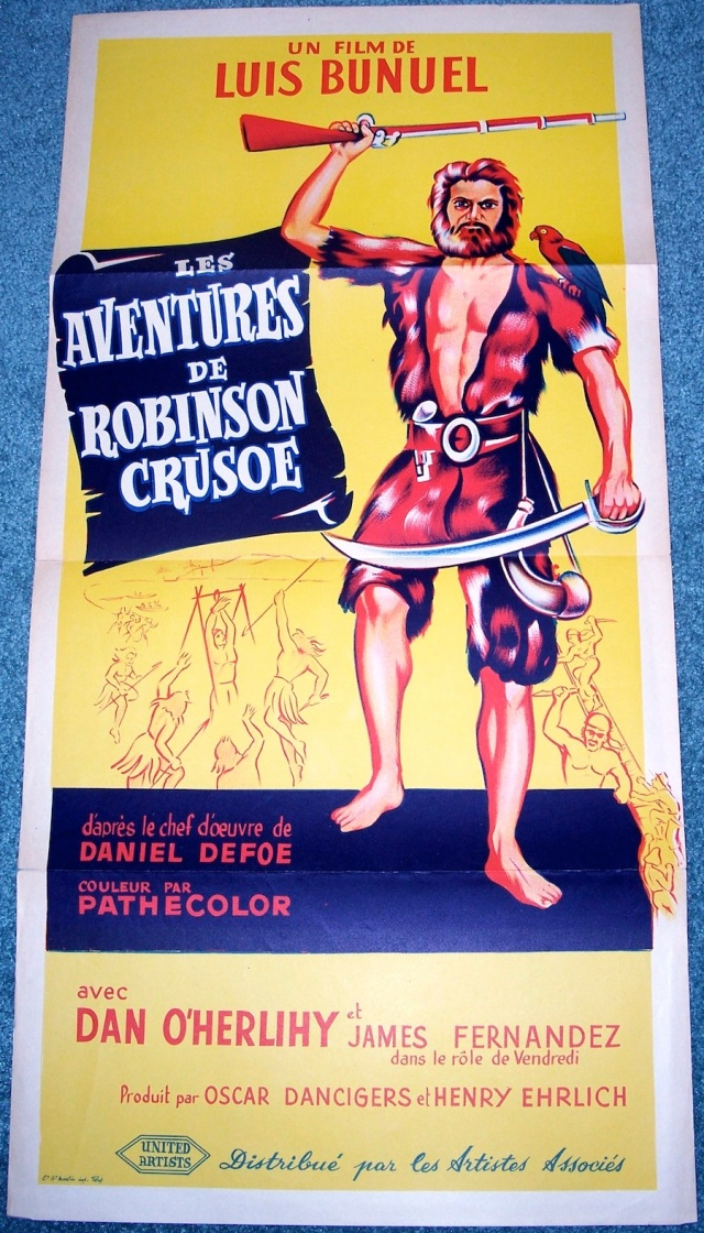 The Adventures of Robinson Crusoe (French)