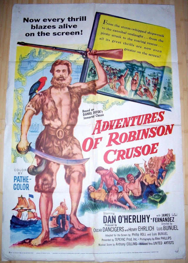 The Adventures of Robinson Crusoe (USA)