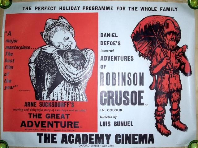 Tje Adventures of Robinson Crusoe (UK)
