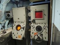 The sonar room.