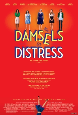 Damsels-in-Distress