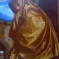 Giovanni Girolamo Savoldo, Saint Mary Magdalene at the Sepulcher (c1535)