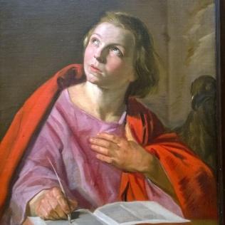 Frans Hals, Saint John The Evangelist (c.1625)
