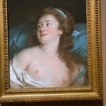 Adélaïde Labille-Guiard, Head of a Young Girl (1791)