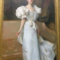 John Singer Sargent, Portrait of Thérèse, Countess Clary Aldringen (1896)