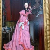 James Tissot, Portrait of the Marquise de Miramon, née Thérèse Feuillant (1866)