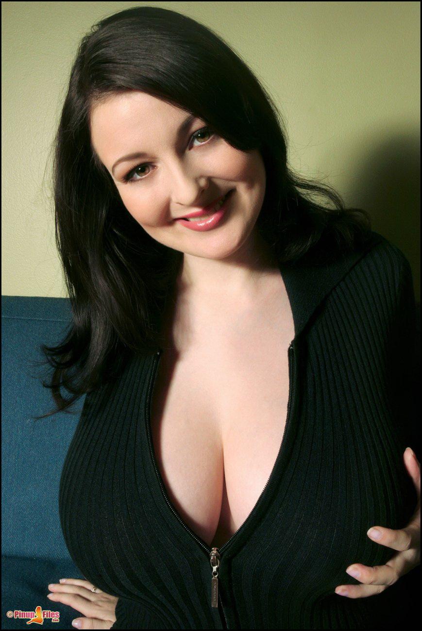 Tits morgan boobs lorna