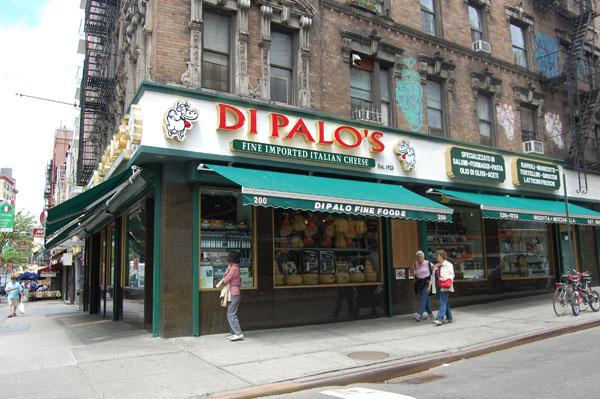 DiPalo's exterior