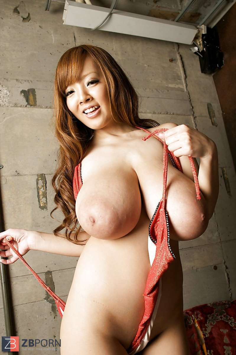 Japanese big tits porno