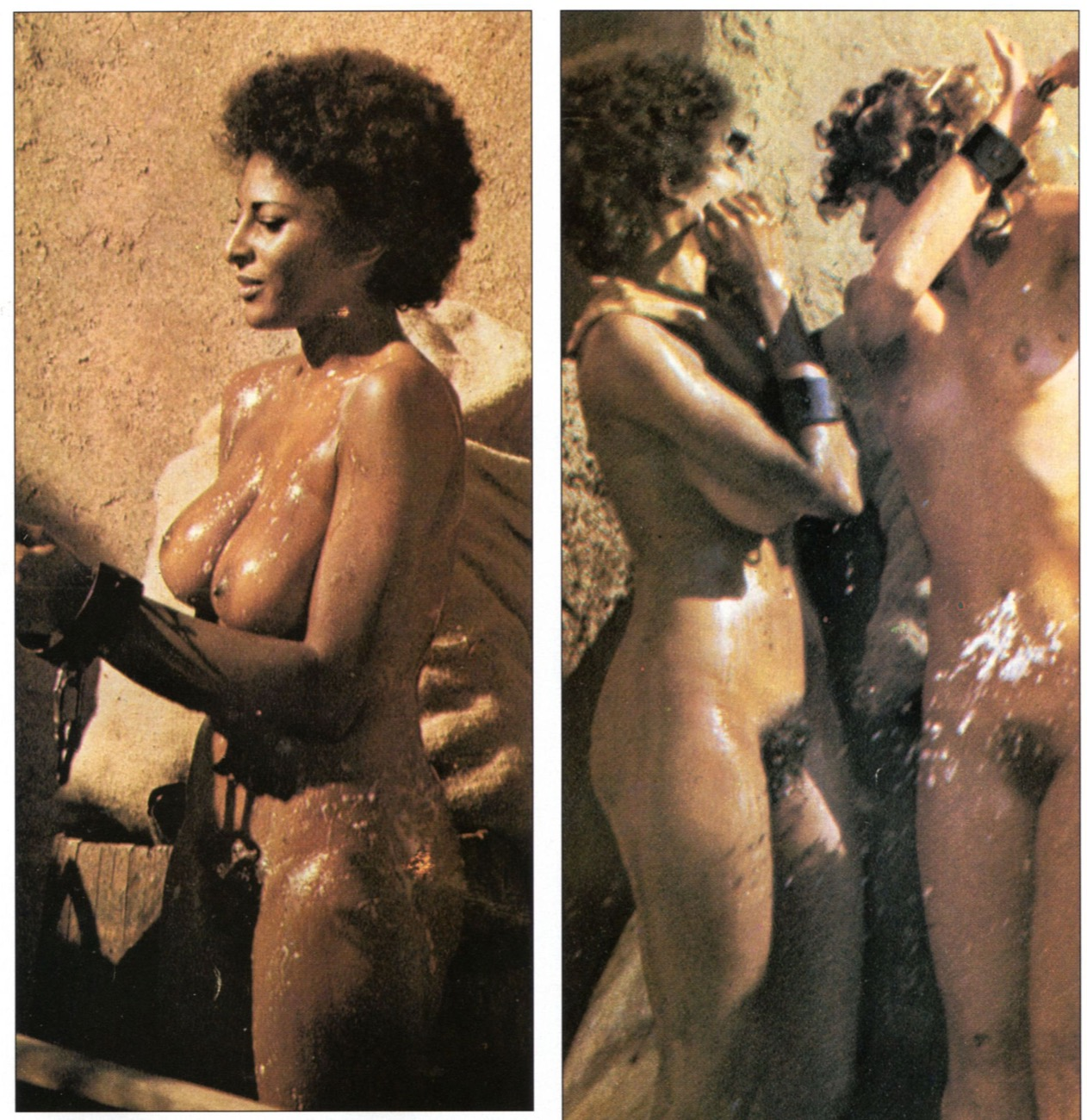 Pam Grier Nude Is Still Pretty Mind Blowing, Right