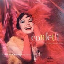 Confetti — Les Baxter