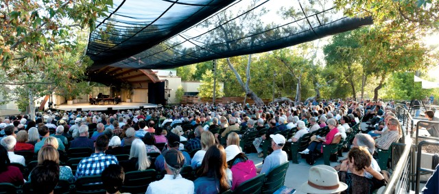 66th Ojai Music Festival June 10, 2012 - 5:30PM Concert