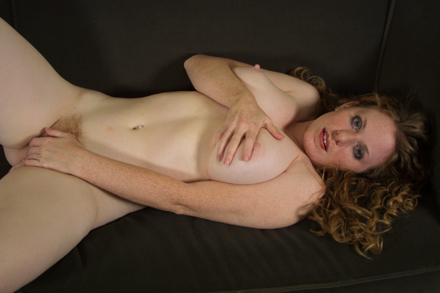 Redhead of the week naked
