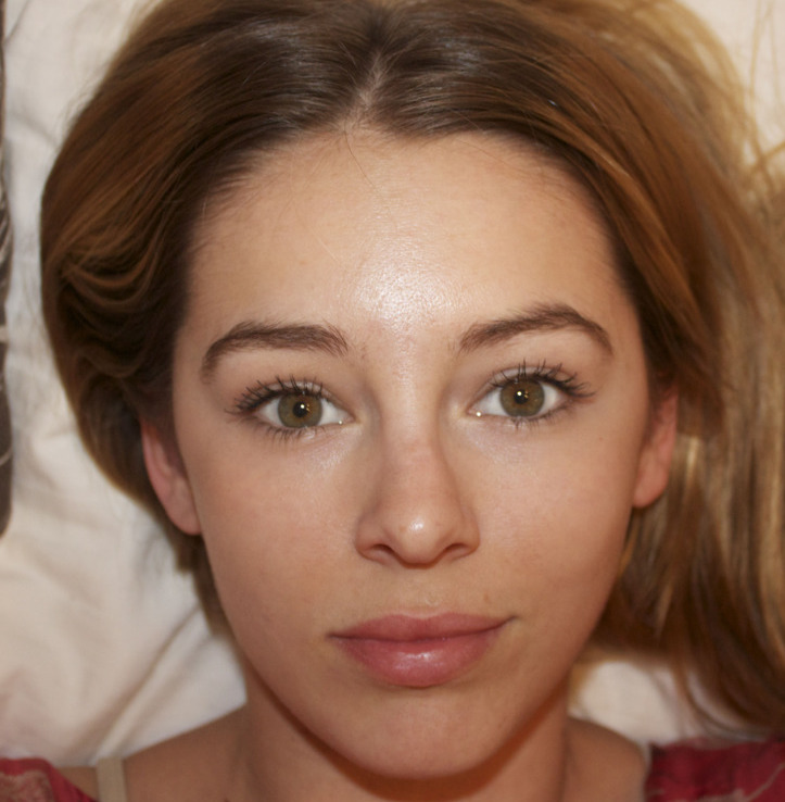 Are absolutely Naked photos of keeley hazell