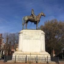 General Stonewall Jackson.